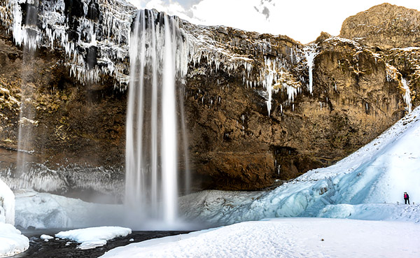 Iceland winter photo tour image