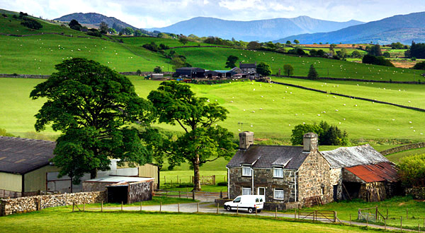 Photo tour image of Wales [Cymru] UK